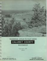 Title Page, Calumet County 1970